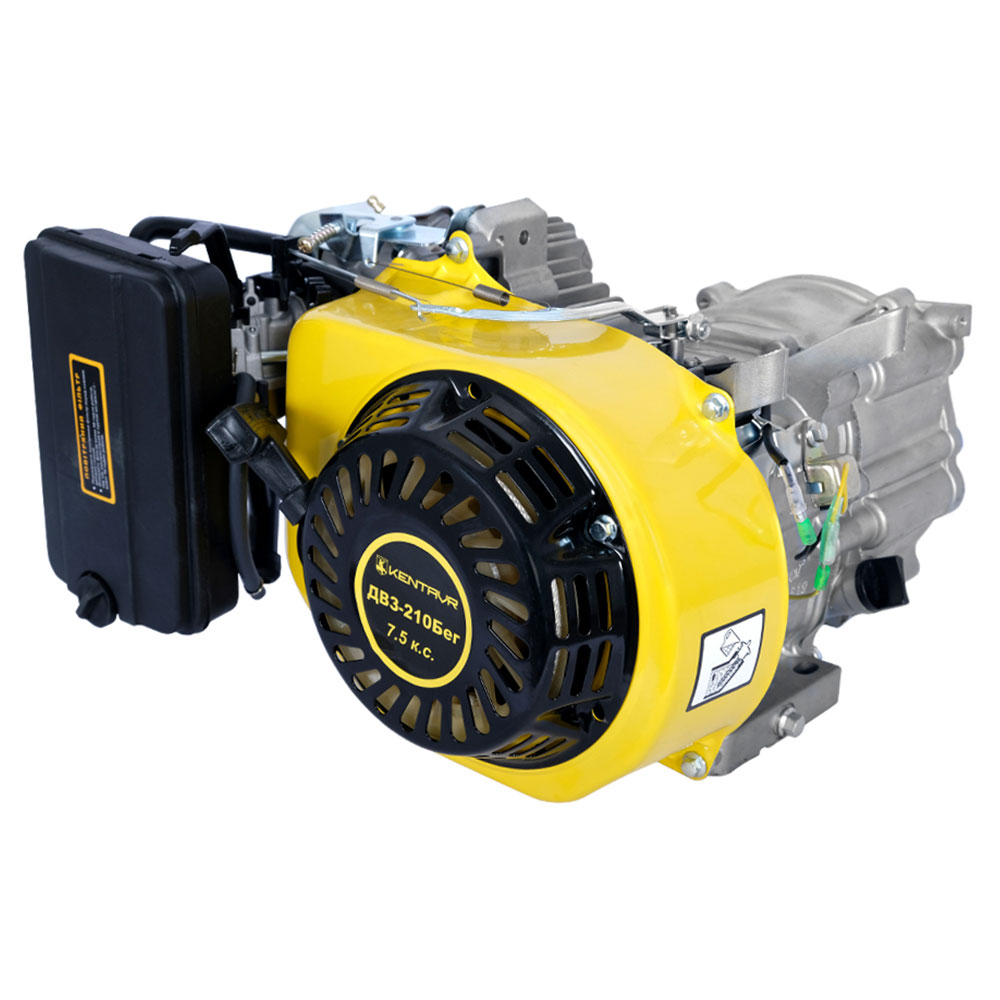 Купить Двигун бензиновий Кентавр ДВЗ-210Бег