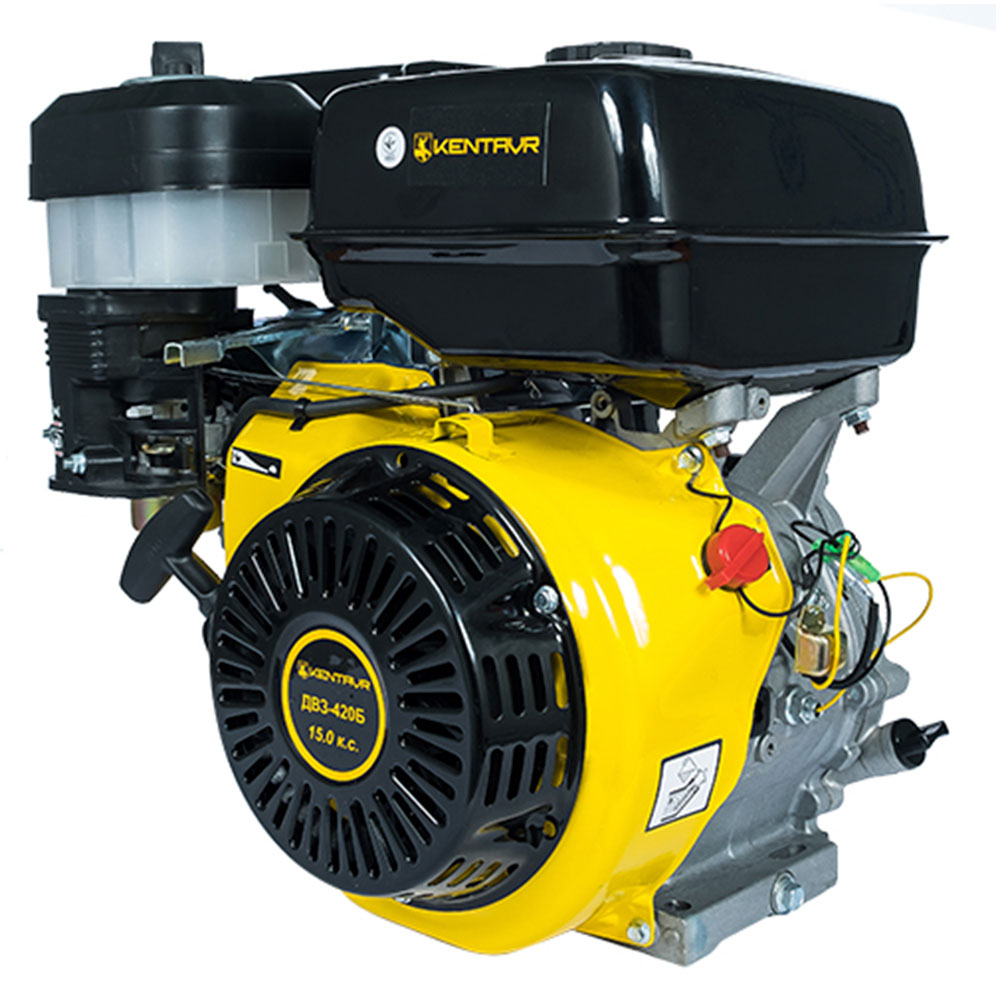 Купить Двигун бензиновий Кентавр ДВЗ-420Б