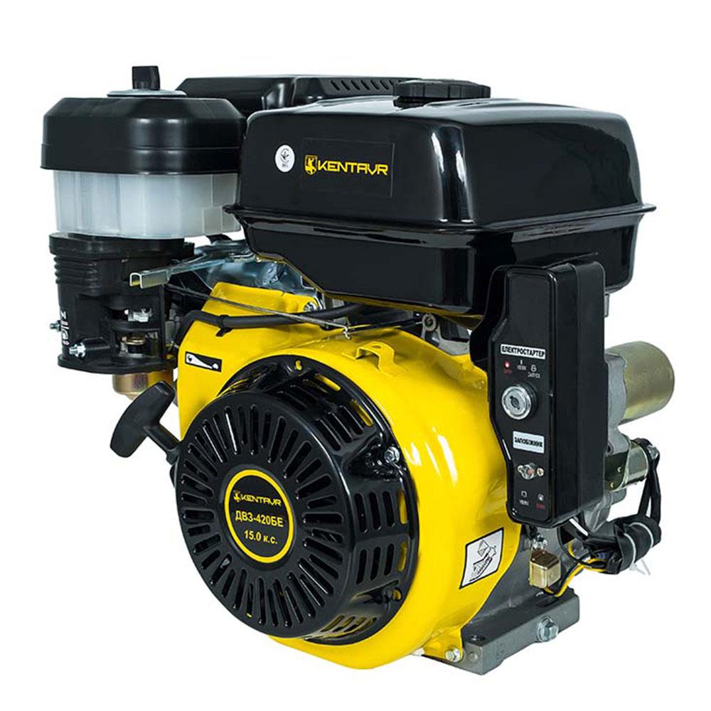 Купить Двигун бензиновий Кентавр ДВЗ-420БЕ