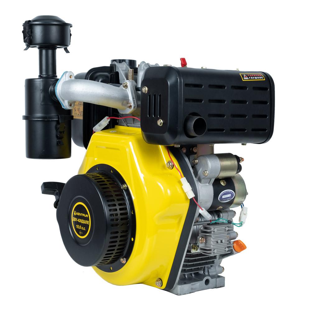Купить Двигун дизельний Кентавр ДВУ-420ДШЛЕ