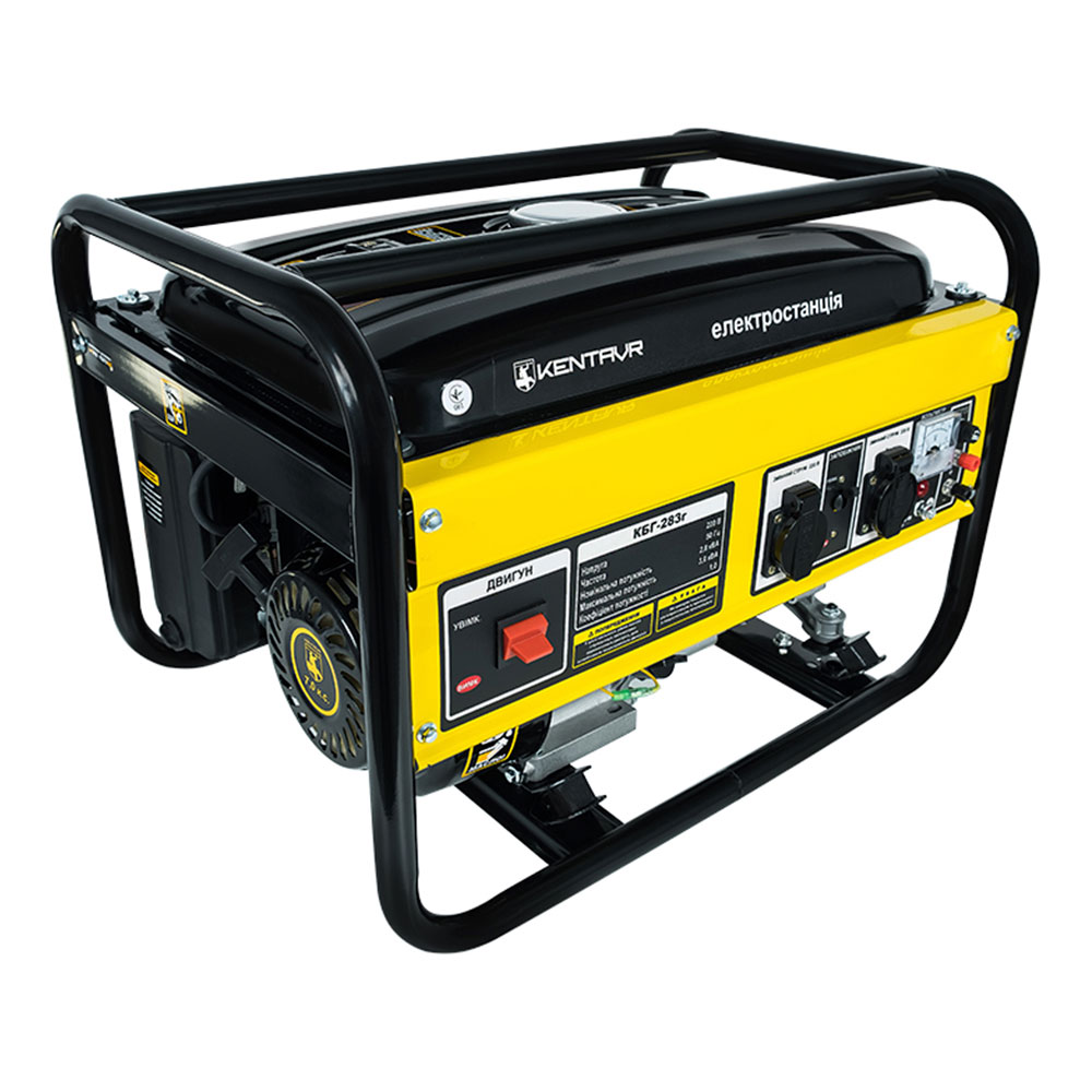 Купить Генератор газ/бензин Кентавр КБГ283г