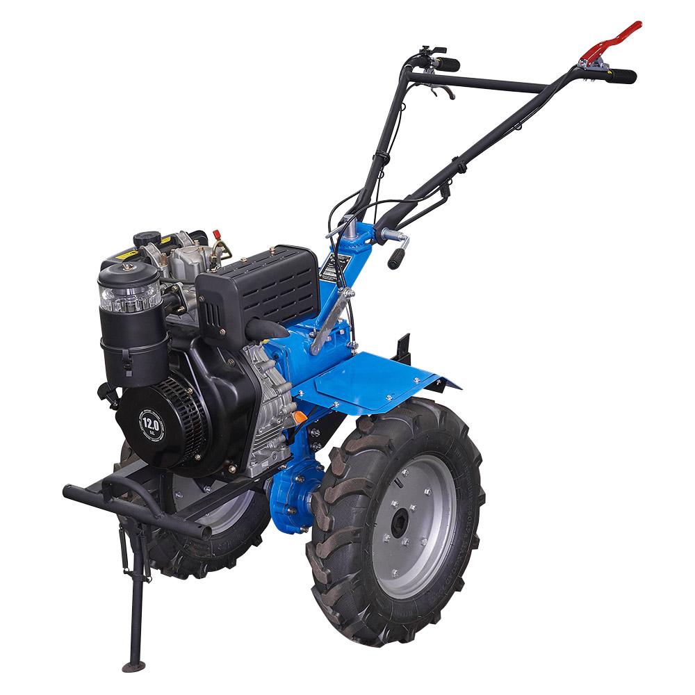 Купить Мотоблок Кентавр МБ2012Д (колеса 5.00-12)