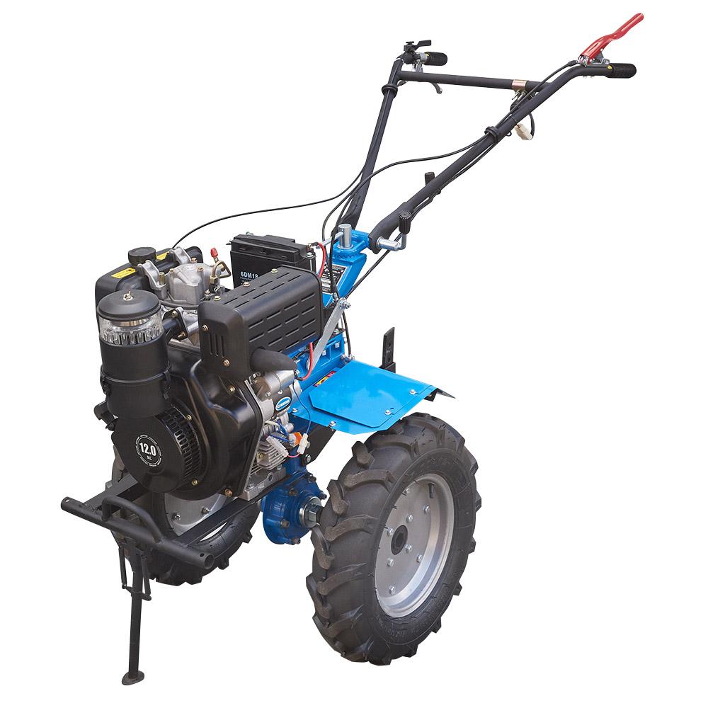 Купить Мотоблок Кентавр МБ2012ДЭ (колеса 5.00-12)