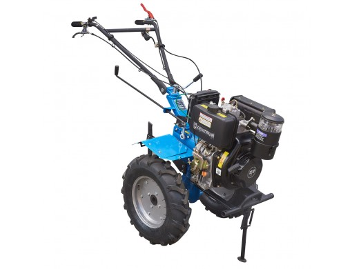 Мотоблок Кентавр МБ2012ДЭ (колеса 5.00-12)