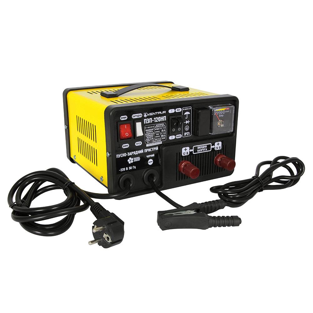 Купить Пуско-зарядний пристрій Кентавр ПЗП-120НП