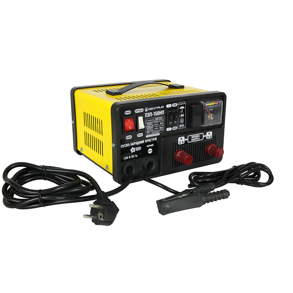 Купить Пуско-зарядний пристрій Кентавр ПЗП-150НП