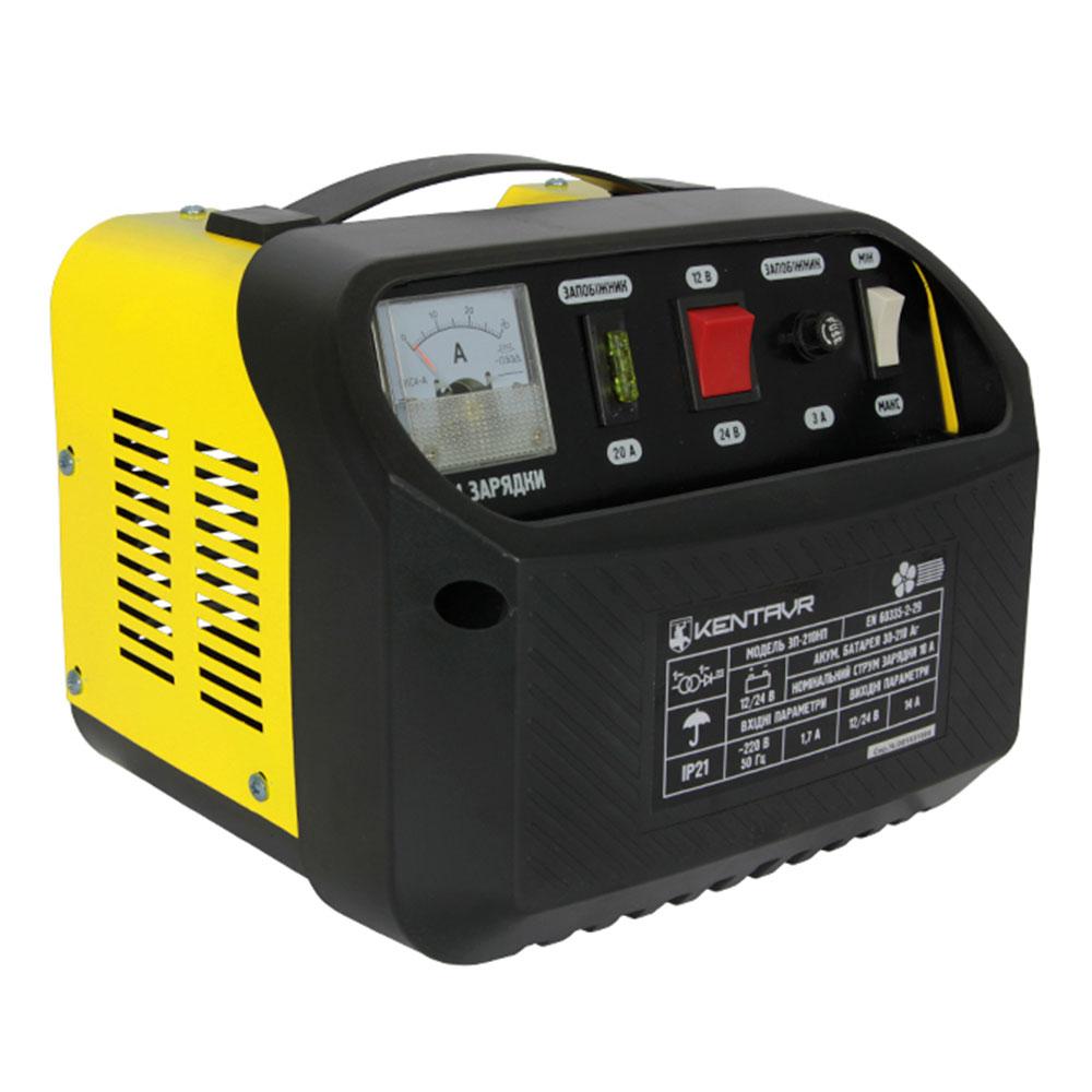 Купить Зарядний пристрій Кентавр ЗП-210НП